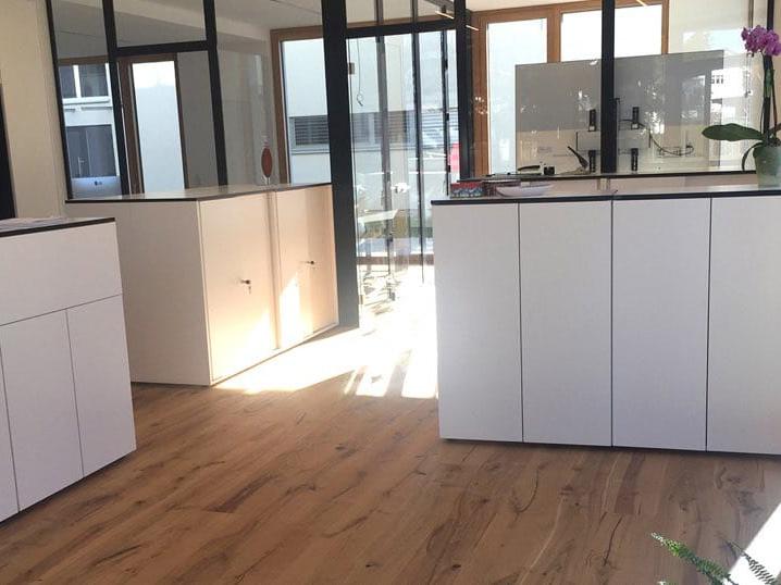Büro Lustenau Pontenstrasse 24a von Architekt Dieter Vetter