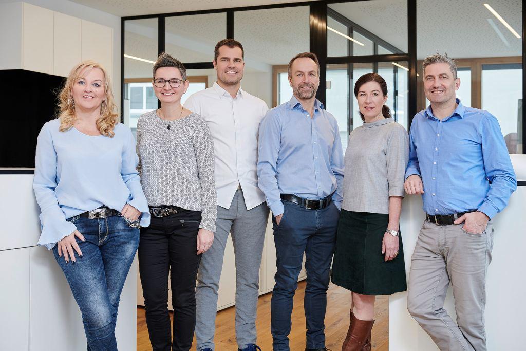 Das erfolgreiche Team von Andreas Hofer Immobilien GmbH
